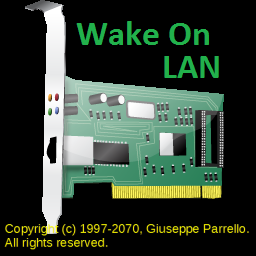 Wake On LAN Utility