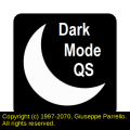 Dark Mode QS